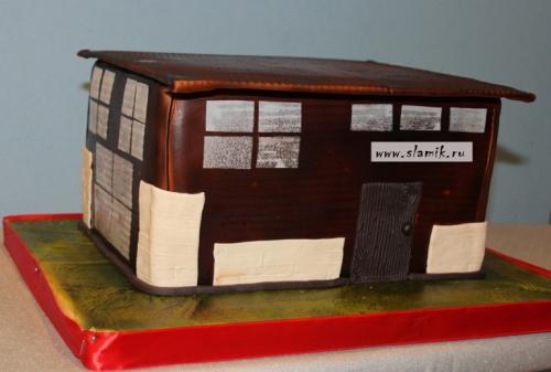 Торт загородный - Дом