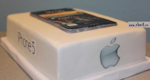 Торт Айфон 5