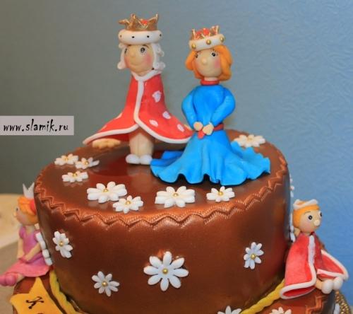 Торт Королевская чета