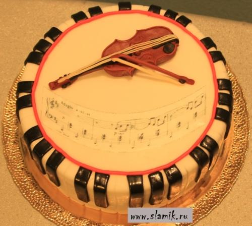 Торт произведение